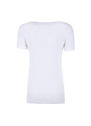 Balmain Tişört Beyaz